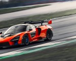 2019 McLaren Senna (Color: Delta Red) Front Three-Quarter Wallpapers 150x120 (25)