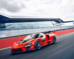 2019 McLaren Senna (Color: Delta Red) Front Three-Quarter Wallpapers 150x120 (11)