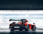 2019 McLaren Senna (Color: Delta Red) Rear Three-Quarter Wallpapers 150x120 (33)