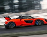 2019 McLaren Senna (Color: Delta Red) Side Wallpapers 150x120 (21)