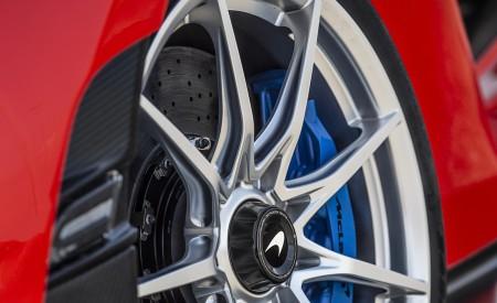 2019 McLaren Senna (Color: Delta Red) Wheel Wallpapers 450x275 (74)
