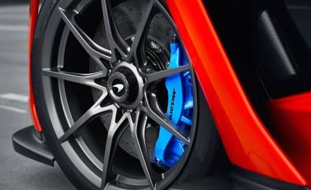 2019 McLaren Senna (Color: Delta Red) Wheel Wallpapers 450x275 (39)