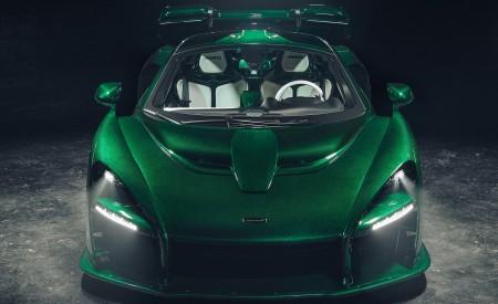 2019 McLaren Senna (Color: Emerald Green) Front Wallpapers 450x275 (104)