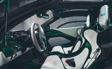 2019 McLaren Senna (Color: Emerald Green) Interior Front Seats Wallpapers 450x275 (108)