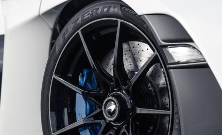 2019 McLaren Senna (Color: Pure White) Wheel Wallpapers 450x275 (84)