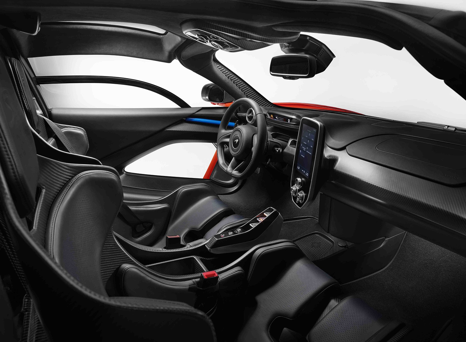2019 Mclaren Senna Interior Cockpit Wallpapers 99 Newcarcars