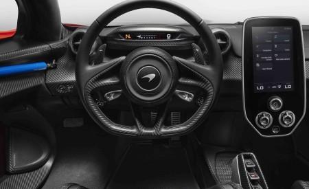 2019 McLaren Senna Interior Steering Wheel Wallpapers 450x275 (97)
