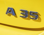 2019 Mercedes-AMG A35 4MATIC (Color: Sun Yellow) Badge Wallpapers 150x120 (28)