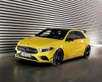 2019 Mercedes-AMG A35 4MATIC (Color: Sun Yellow) Front Three Quarter Wallpapers 150x120 (12)