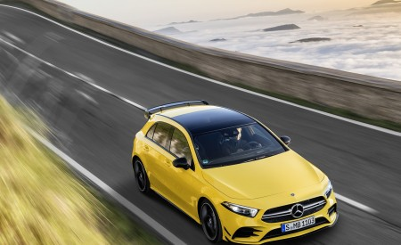 2019 Mercedes-AMG A35 Wallpapers HD