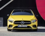 2019 Mercedes-AMG A35 4MATIC (Color: Sun Yellow) Front Wallpapers 150x120 (15)