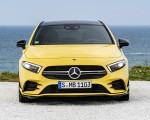 2019 Mercedes-AMG A35 4MATIC (Color: Sun Yellow) Front Wallpapers 150x120 (13)