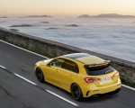 2019 Mercedes-AMG A35 4MATIC (Color: Sun Yellow) Rear Three-Quarter Wallpapers 150x120 (10)