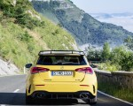 2019 Mercedes-AMG A35 4MATIC (Color: Sun Yellow) Rear Wallpapers 150x120 (9)