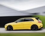 2019 Mercedes-AMG A35 4MATIC (Color: Sun Yellow) Side Wallpapers 150x120 (5)