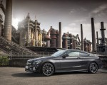 2019 Mercedes-AMG C43 4MATIC Coupe (Color: Graphite Grey Metallic) Front Three-Quarter Wallpapers 150x120 (36)