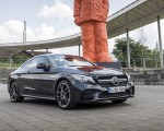 2019 Mercedes-AMG C43 4MATIC Coupe (Color: Graphite Grey Metallic) Front Three-Quarter Wallpapers 150x120 (38)