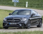 2019 Mercedes-AMG C43 4MATIC Coupe (Color: Graphite Grey Metallic) Front Three-Quarter Wallpapers 150x120 (33)