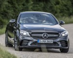 2019 Mercedes-AMG C43 4MATIC Coupe (Color: Graphite Grey Metallic) Front Wallpapers 150x120 (40)