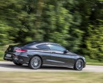 2019 Mercedes-AMG C43 4MATIC Coupe (Color: Graphite Grey Metallic) Rear Three-Quarter Wallpapers 150x120 (42)