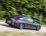 2019 Mercedes-AMG C43 4MATIC Coupe (Color: Graphite Grey Metallic) Rear Three-Quarter Wallpapers 150x120 (43)