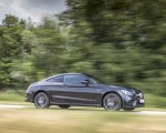 2019 Mercedes-AMG C43 4MATIC Coupe (Color: Graphite Grey Metallic) Side Wallpapers 150x120 (45)