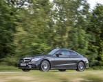 2019 Mercedes-AMG C43 4MATIC Coupe (Color: Graphite Grey Metallic) Side Wallpapers 150x120 (47)