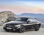 2019 Mercedes-AMG C43 Coupe 4MATIC Night Package Front Three-Quarter Wallpapers 150x120 (13)