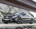 2019 Mercedes-AMG C43 Coupe 4MATIC Night Package Front Three-Quarter Wallpapers 150x120 (8)