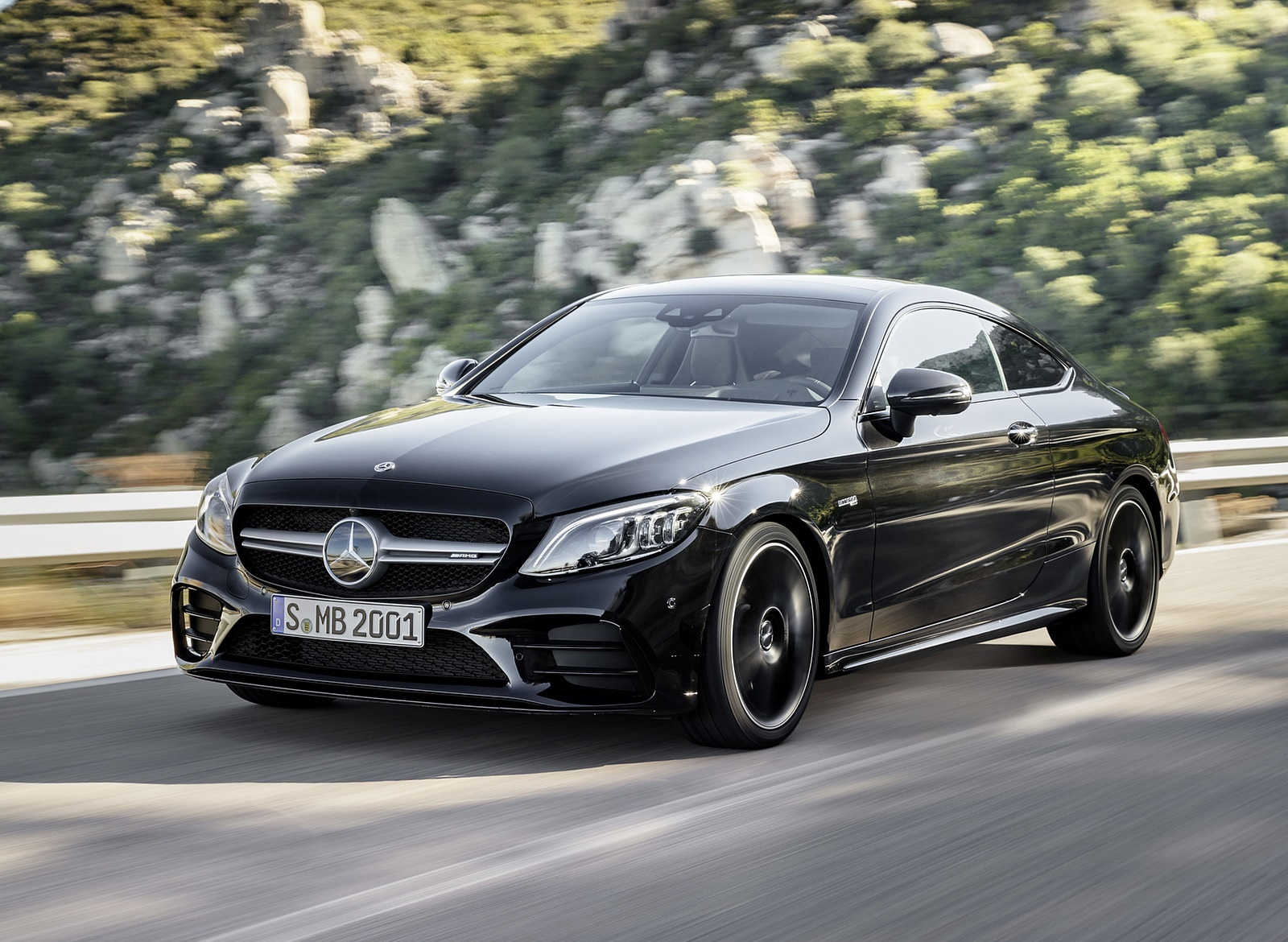 2019 Mercedes Amg C43 Coupe Wallpapers 136 Hd Images Newcarcars