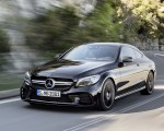 2019 Mercedes-AMG C43 Coupe Wallpapers HD