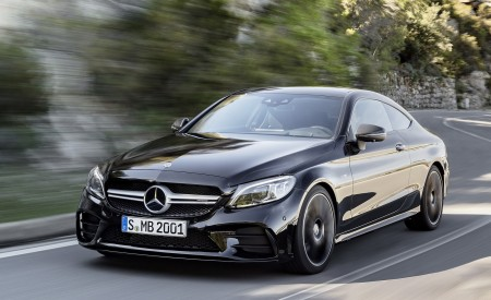 2019 Mercedes-AMG C43 Coupe Wallpapers