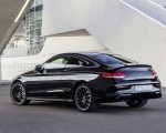 2019 Mercedes-AMG C43 Coupe 4MATIC Night Package Rear Three-Quarter Wallpapers 150x120 (17)
