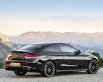 2019 Mercedes-AMG C43 Coupe 4MATIC Night Package Rear Three-Quarter Wallpapers 150x120 (16)
