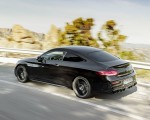 2019 Mercedes-AMG C43 Coupe 4MATIC Night Package Rear Three-Quarter Wallpapers 150x120 (10)