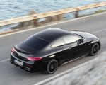 2019 Mercedes-AMG C43 Coupe 4MATIC Night Package Rear Three-Quarter Wallpapers 150x120 (11)