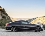 2019 Mercedes-AMG C43 Coupe 4MATIC Night Package Side Wallpapers 150x120 (21)