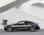 2019 Mercedes-AMG C43 Coupe 4MATIC Night Package Side Wallpapers 150x120 (19)