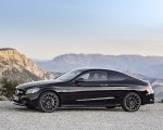 2019 Mercedes-AMG C43 Coupe 4MATIC Night Package Side Wallpapers 150x120 (20)