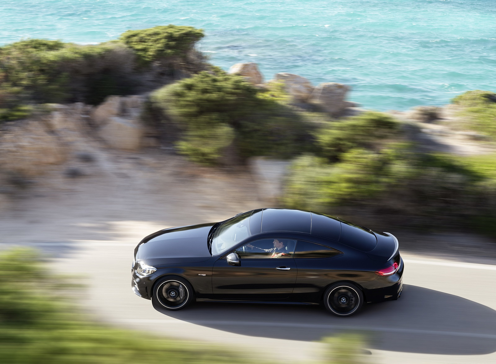 2019 Mercedes-AMG C43 Coupe Wallpapers (136+ HD Images
