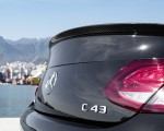 2019 Mercedes-AMG C43 Coupe 4MATIC Night Package Tail Light Wallpapers 150x120 (26)