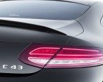 2019 Mercedes-AMG C43 Coupe 4MATIC Night Package Tail Light Wallpapers 150x120 (27)