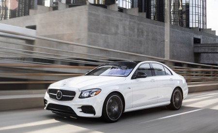 2019 Mercedes-AMG E53 Sedan Wallpapers HD
