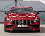 2019 Mercedes-AMG GT 43 4MATIC+ 4-Door Coupé (Color: Jupiter Red) Front Wallpapers 150x120 (6)