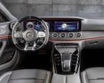 2019 Mercedes-AMG GT 43 4MATIC+ 4-Door Coupé Interior Cockpit Wallpapers 150x120 (14)