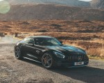 2019 Mercedes-AMG GT C Coupe Front Three-Quarter Wallpaper 150x120 (25)