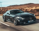 2019 Mercedes-AMG GT C Coupe Front Three-Quarter Wallpaper 150x120 (7)