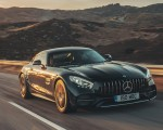 2019 Mercedes-AMG GT C Coupe Front Three-Quarter Wallpapers 150x120 (3)