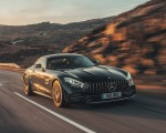 2019 Mercedes-AMG GT C Coupe Front Three-Quarter Wallpapers 150x120 (8)