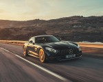 2019 Mercedes-AMG GT C Coupe Front Three-Quarter Wallpaper 150x120 (9)